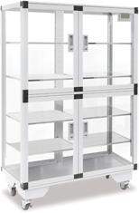 ESDA acrylic dry cabinets
