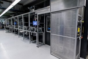 Dry Tower automated storage and warehouse management system