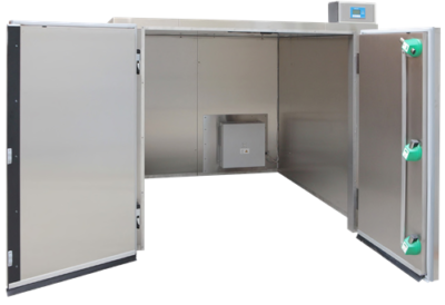 SDR walk-in dry rooms from Totech
