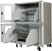 HSDF 1704-52 dry cabinet from Totech
