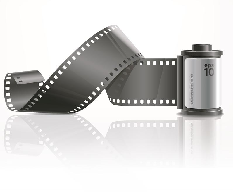 dry storage of digital media & film