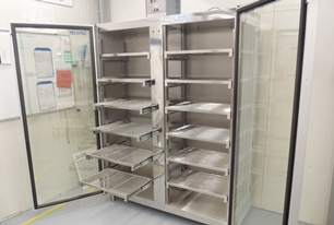 Nitrogen cabinet project at Infineon