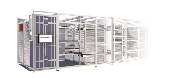 Dry Tower automated storage and logistics