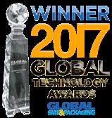 Global Technology Award winner