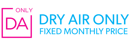 Dry Air Only - dry storage equipment rental