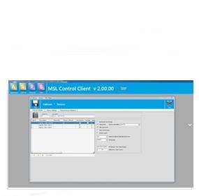 MSL 2.0 software