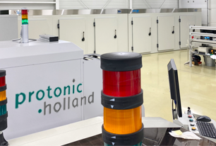 Protonic Dry Rooms