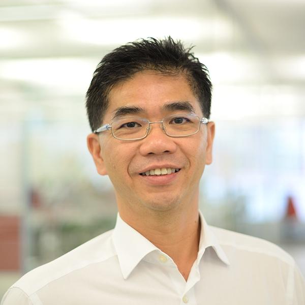Wilson Tan - Dry Tower Sales Asia