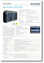 Dry Cabinet XSD-1412-55 datasheet download