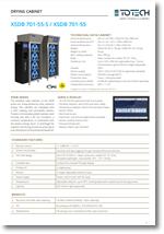 Dry Cabinet XSDB 701-55 datasheet download